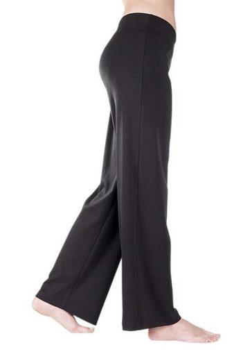 Vivance Homewearhose mit geradem Bein in L-Größen