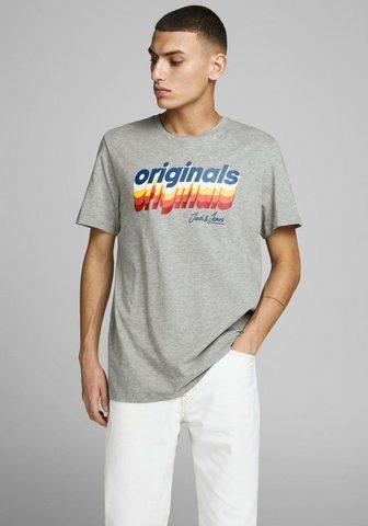 JACK & JONES Jack & Jones футболка »VENTU...