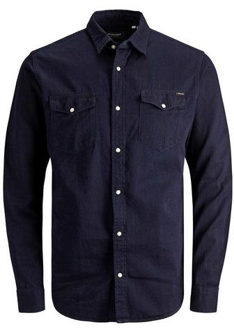 JACK & JONES Jack & Jones рубашка джинсовая &ra...