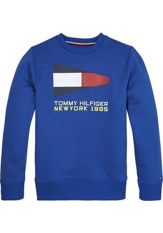 TOMMY HILFIGER Sportinio stiliaus megztinis »SAILING ...