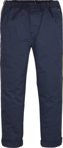 TOMMY HILFIGER Schlupfhose »PULL ON TAPE CHINO«