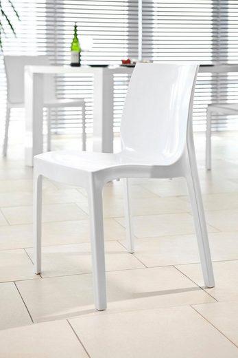 SalesFever Esszimmerstuhl, in modernem Design