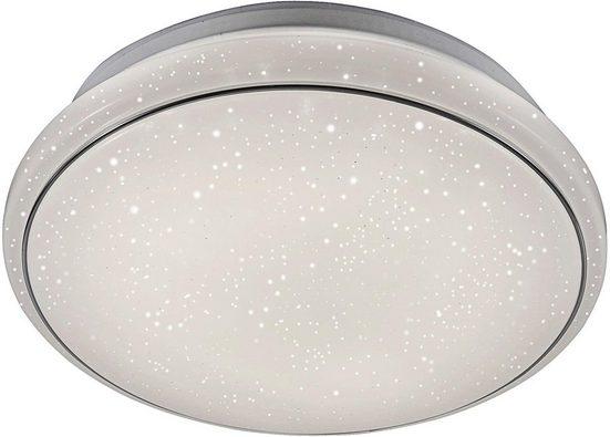 Leuchten Direkt Deckenleuchte »JUPITER«, 3-Stufen CCT - Farbtemperaturregelung (3000K/4000K/5000K)