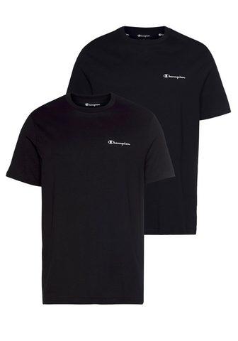 CHAMPION Marškinėliai (Rinkinys 2 tlg.)