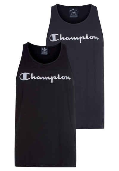 Champion Tanktop »TANK TOP DP« (Packung, 2-tlg) im Doppelpack