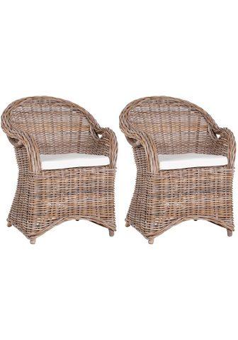 KONIFERA Poilsio kėdė »Sumatra« 2vnt. rinkinys ...