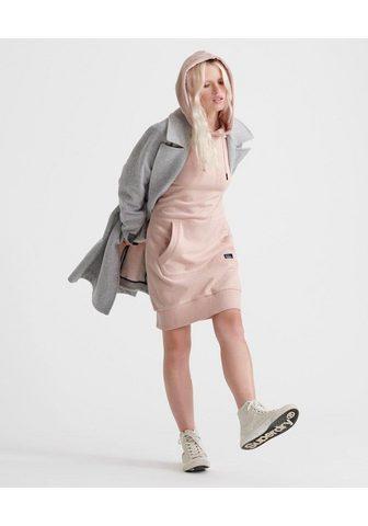 SUPERDRY Suknelė »OL Megztinis suknelė