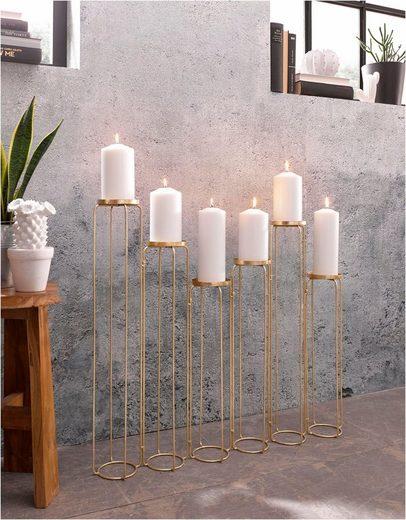 Leonique Kerzenständer