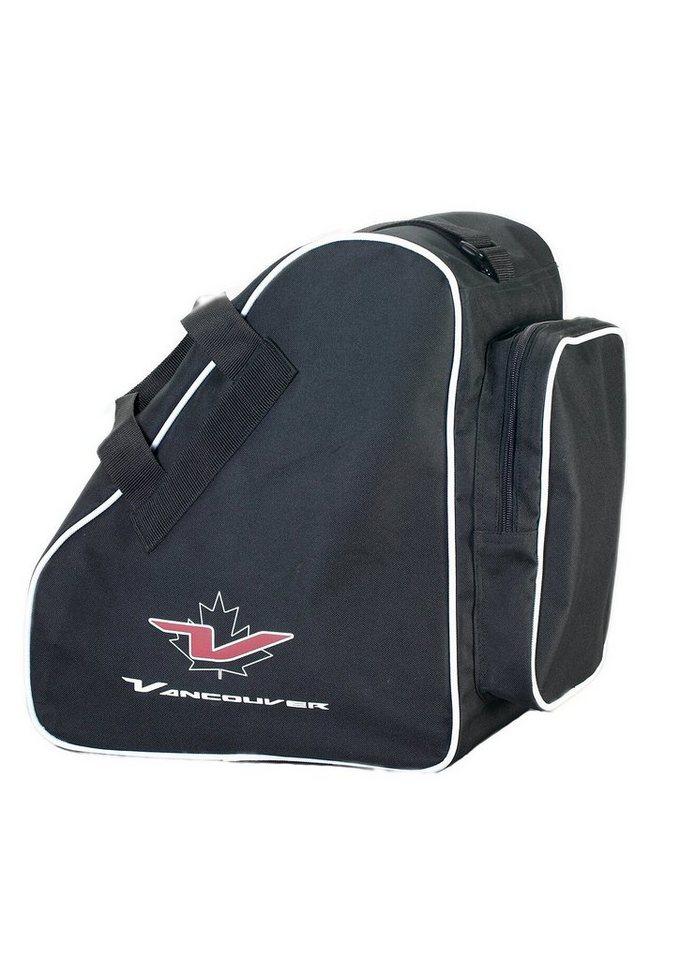 Schlittschuhtasche, Vancouver in schwarz