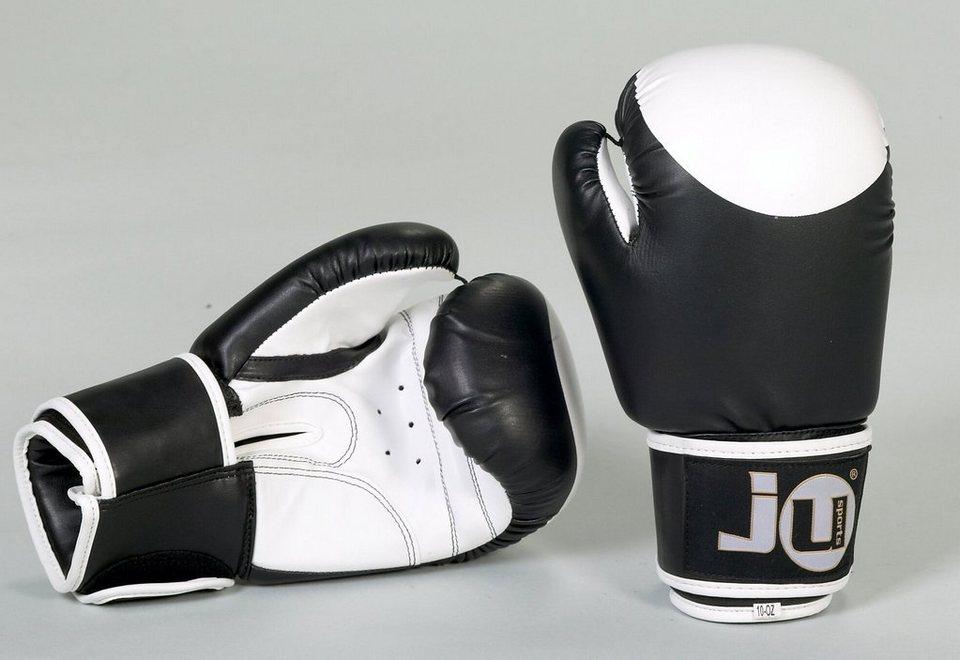 Boxhandschuhe, Ju-Sports, »Special 10 oz« (1 Paar) in schwarz