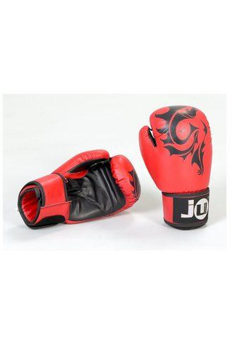 JU-SPORTS Боксерские перчатки »CRAZY 12 oz...