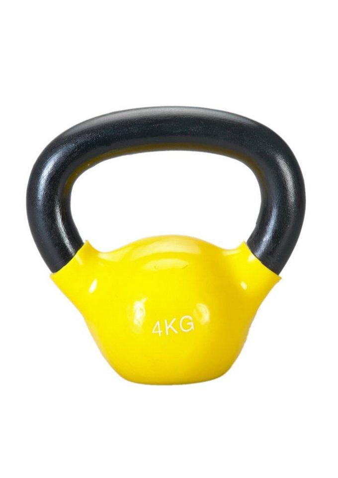 Handgewicht, Ju-Sports, »Kettle Bell« (1 Stck.) in gelb