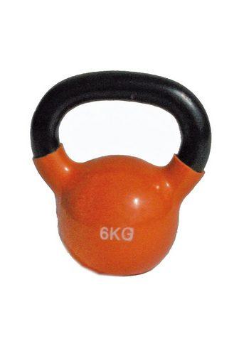 JU-SPORTS Svarstis »Kettle Bell« 6 kg