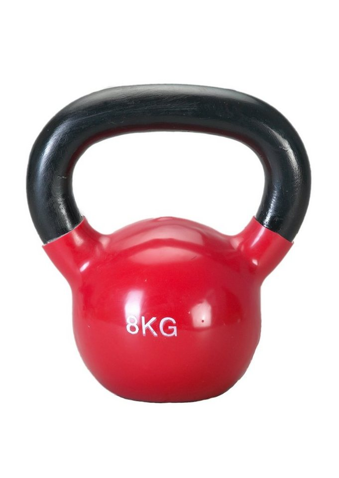 Handgewicht, Ju-Sports, »Kettle Bell« (1 Stck.) in rot