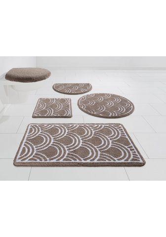ANDAS Vonios kilimėlis »Alva« aukštis 15 mm ...