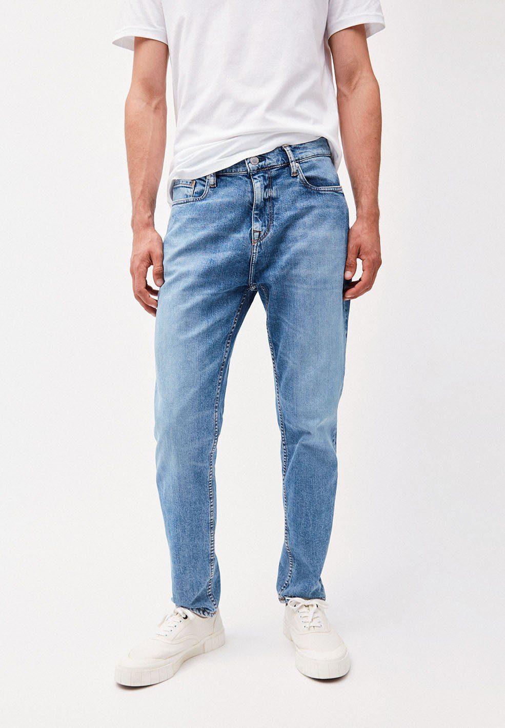 Armedangels 5 Pocket Jeans »AARO Herren Tapered Fit Mid Waist« GOTS, organic, CERES 08 online kaufen | OTTO