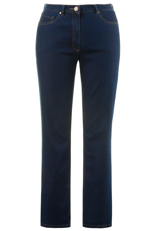 Ulla Popken 5 Pocket Jeans bis 64, Jeans Hose, Stretchhose, Denim, 5 Pocket Form, gerader Schnitt online kaufen   OTTO