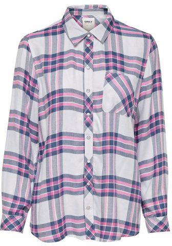 Рубашка в клетку »ONLBUNTY«...