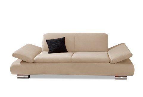Max Winzer® 2,5-Sitzer Sofa »Toulouse«, Breite 224 cm in beige