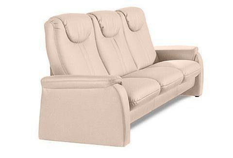 sit&more 3-Sitzer, wahlweise mit Bettfunktion