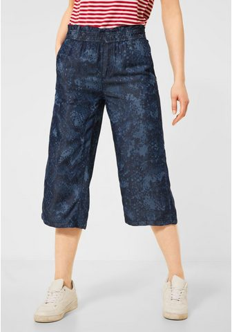 STREET ONE Laisvo stiliaus džinsai iš Lyocell