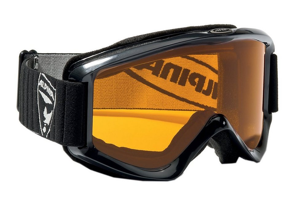 Skibrille, Alpina, »Smash 2.0« in schwarz