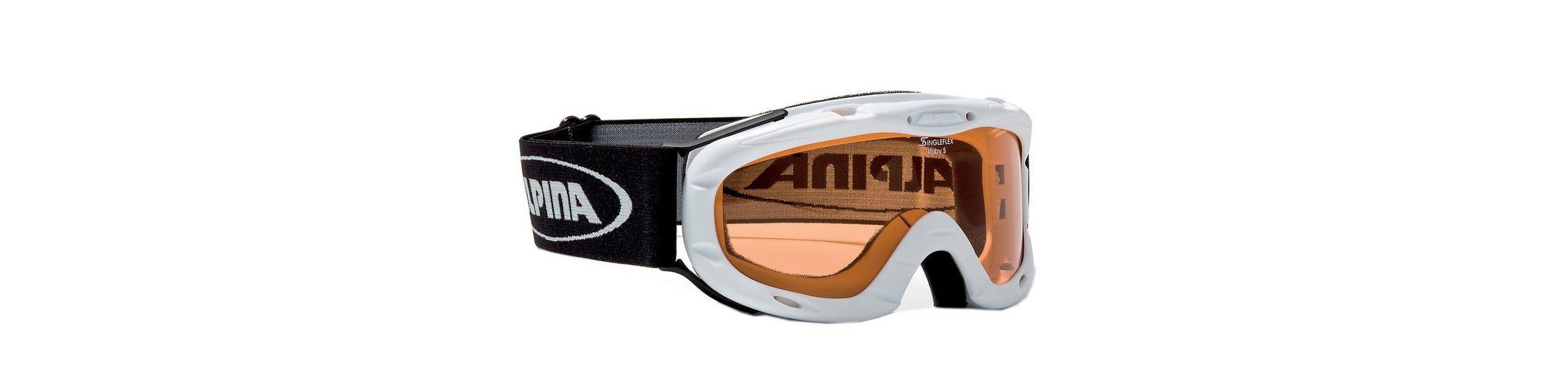 Kinder-Skibrille, Alpina, »Ruby«