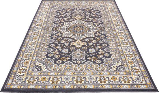 Teppich »Parun Täbriz«, NOURISTAN, rechteckig, Höhe 9 mm, Kurzflor, Orient-Optik