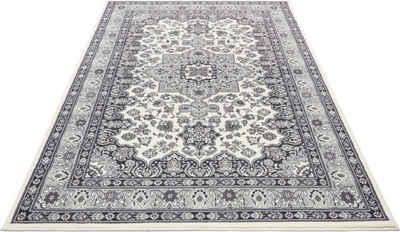 Teppich »Parun Täbriz«, NOURISTAN, rechteckig, Höhe 9 mm, Kurzflor, Orient-Optik, Wohnzimmer