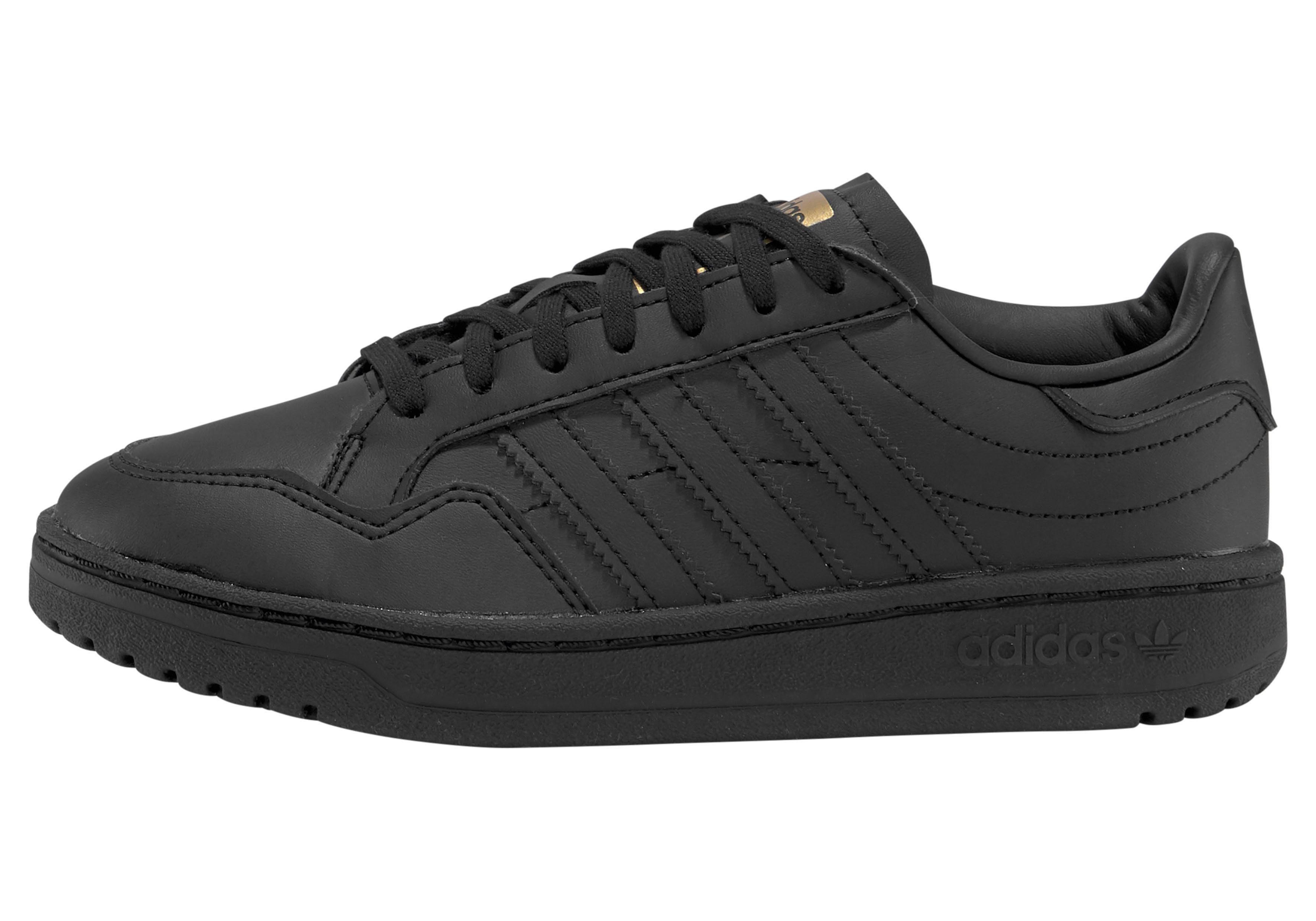 Braun Adidas Sneaker Schuhe Basic Low Rutschhemmende Campus