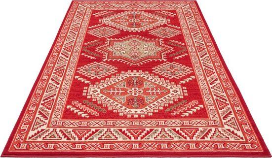 Teppich »Saricha Belutsch«, NOURISTAN, rechteckig, Höhe 9 mm, Kurzflor, Orient-Optik
