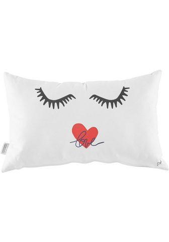 GUIDO MARIA KRETSCHMER HOME&LIVING Декоративная подушка »DKMS«...