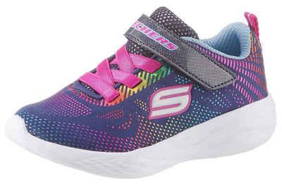 Skechers Kids »Go Run 600« Sneaker mit coolem Regenbogen-Farbverlauf