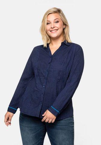 Блузка с длинным рукавом