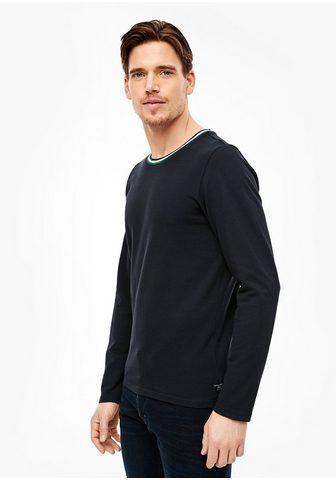 S.OLIVER Marškinėliai Ilgomis rankovėmis marški...