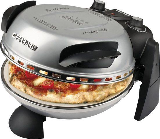 G3Ferrari Pizzaofen G1000605 Delizia, 1200 W