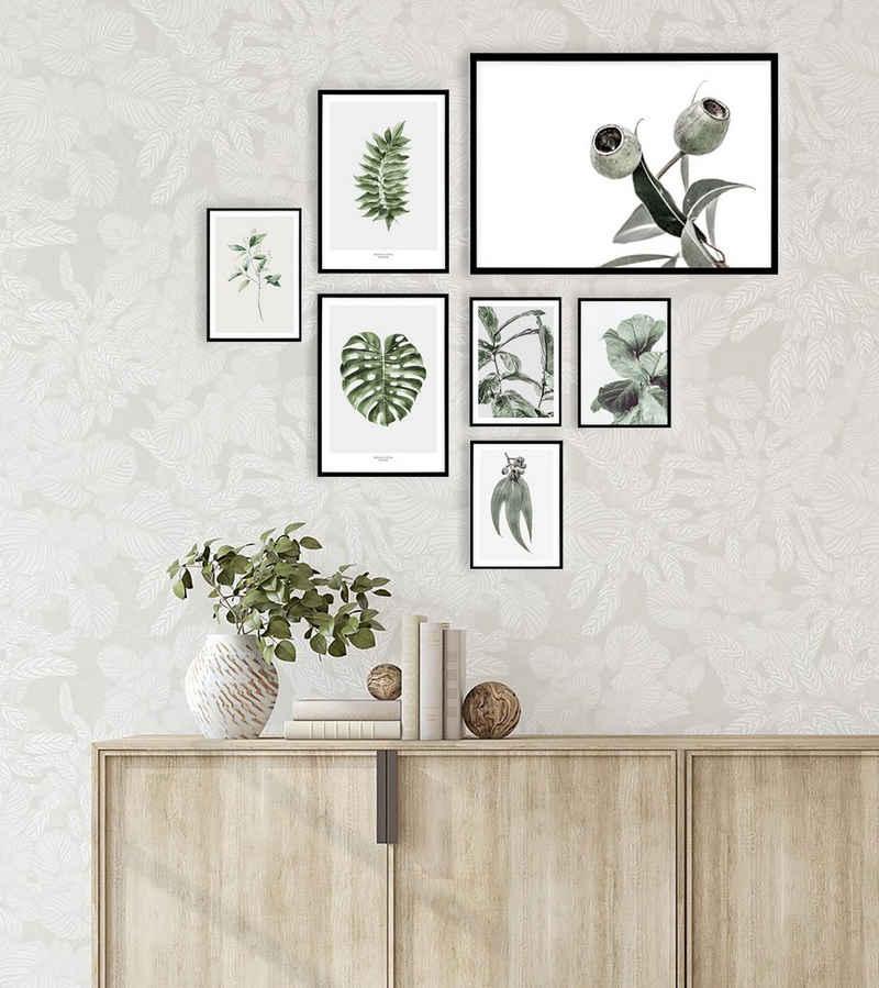 andas Bilderrahmen-Set »Gallery Set«, (Set, 7 Stück)