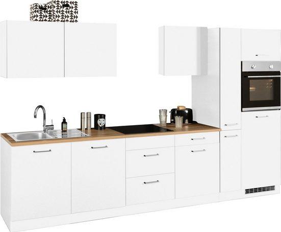 HELD MÖBEL Küchenzeile »Kehl«, ohne E-Geräte, Breite 330 cm