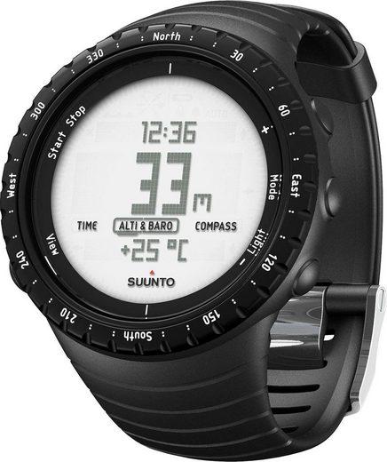 Suunto Core regular black Smartwatch