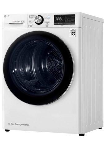 LG Džiovyklė su šiluminiu siurbliu DV908I...