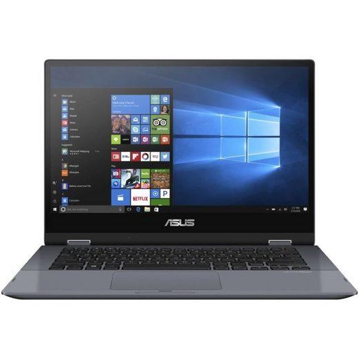 Asus VivoBook Flip 14 TP412FA-EC379R Notebook 16GB/512GB SSD/Intel UHD/Core i7 Convertible Notebook (35,6 cm/14 Zoll, Intel Core i7, UHD Graphics, 512 GB SSD)
