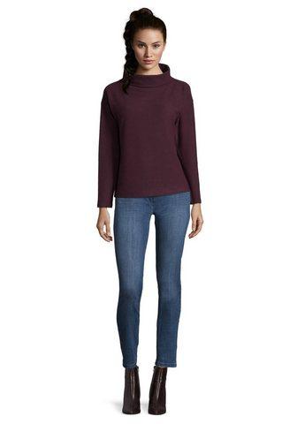 BETTY BARCLAY Трикотажный пуловер »mit Kragen&...