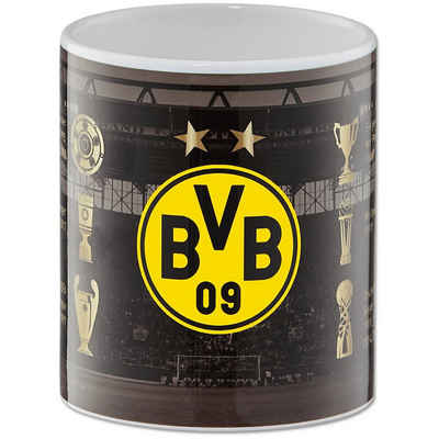 Borussia Dortmund Tasse »BVB-Tasse Erfolge«