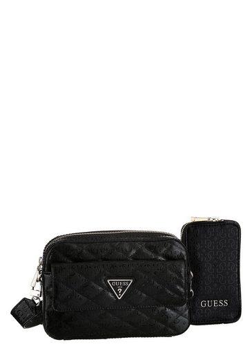 Guess Umhängetasche »ASTRID«, mit abnehmbarer Handy Tasche