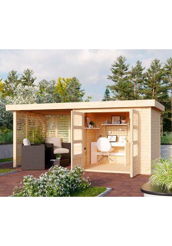 Комплект: садовый домик »Arnis 3...