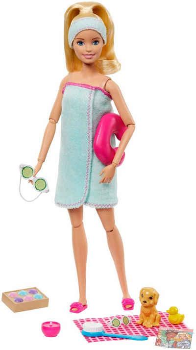 Barbie Anziehpuppe »Wellness Spa«