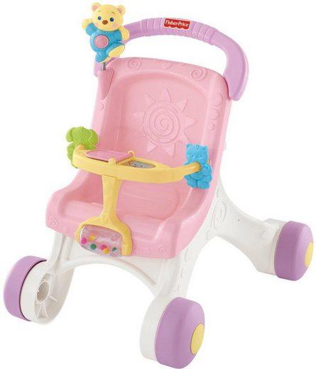 Fisher-Price® Puppenwagen »Sweet Pink«