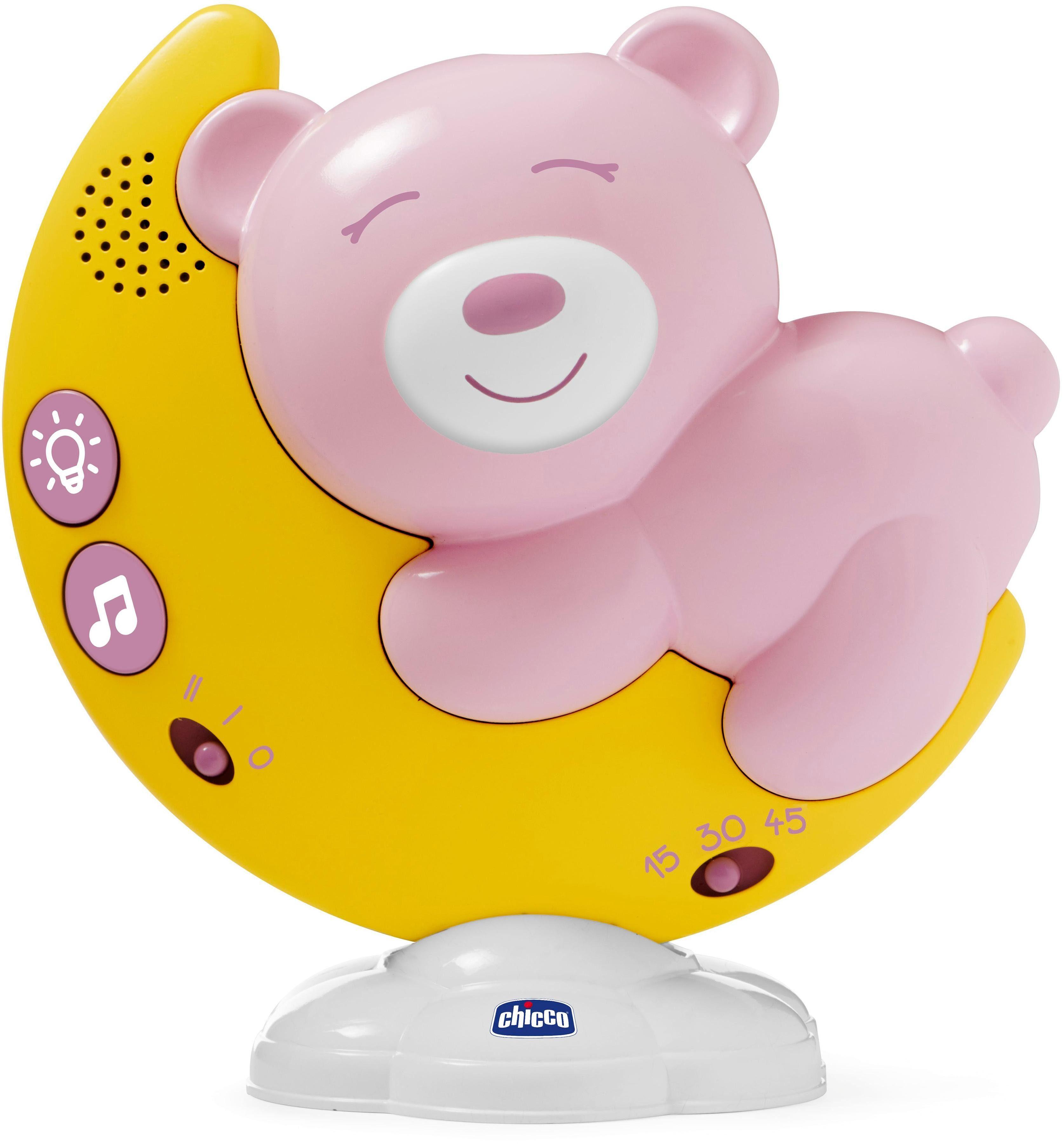 Teddy mit Sohn Bewegungsmelder neu Christmas Sticker mit LED und Musik