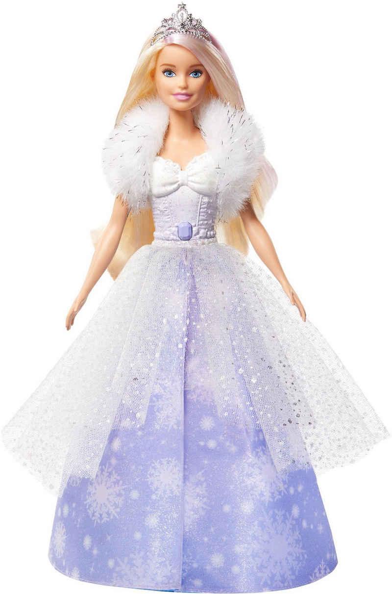 Barbie Anziehpuppe »Dreamtopia Schneezauber Prinzessin«