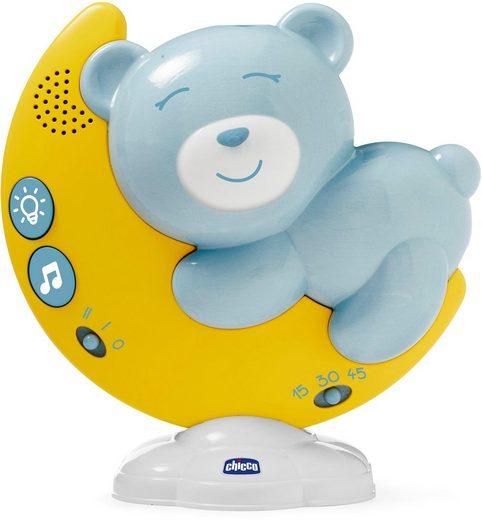 Chicco Mobile »Next2Moon, Blau«, mit Licht und Sound